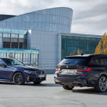 Power and athleticism. The new BMW M340i xDrive